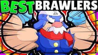 The BEST Brawlers for EVERY Mode! | Brawl Stars PRO Tier List V20 | Aug 2020