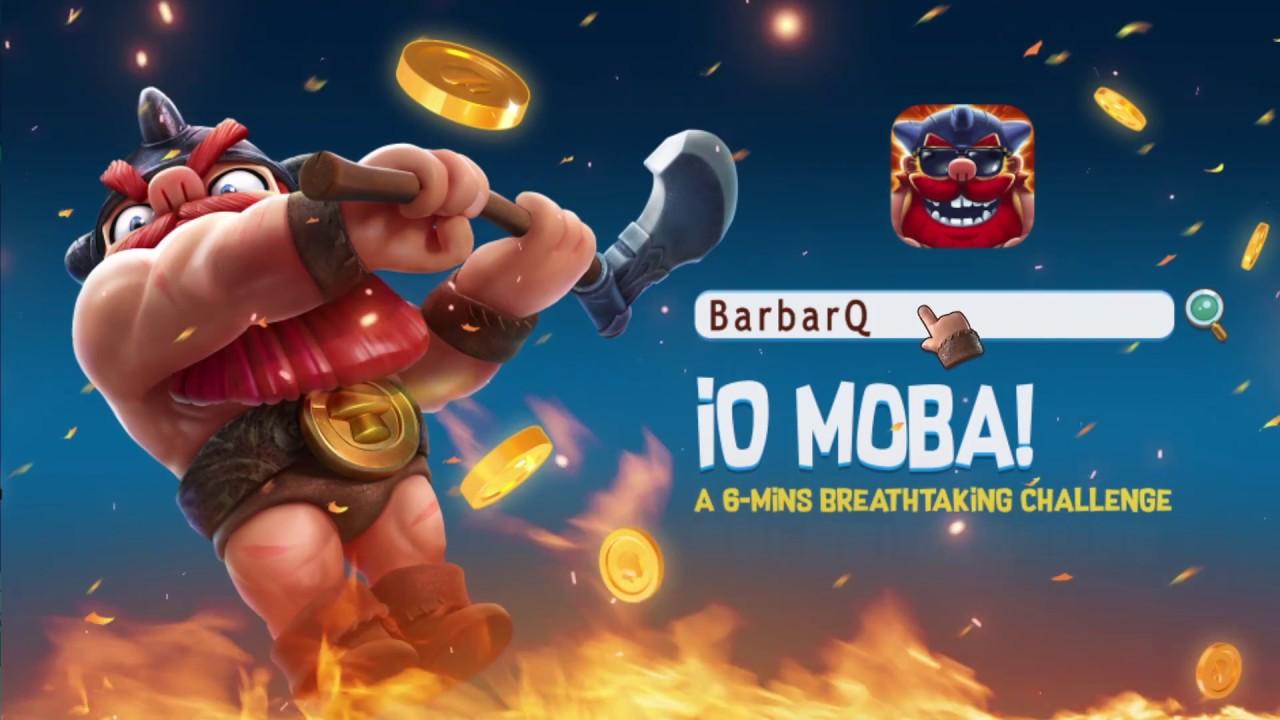 Jogue BarbarQ para PC 2