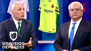 """Stoichkov resume la serie tras el 3-0 del Barcelona: """"Liverpool, que descanse en paz"""""""