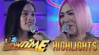 It's Showtime Miss Q and A: Vice Ganda shows up in Jackque's dream!