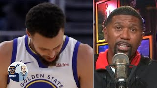 Jalen Rose knows from experience: Steph Curry's injury will keep him out a while | Jalen & Jacoby