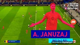 Top 10 the best goals in the World cup 2018