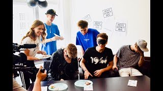 DUTCH FOOD CHALLENGE - Why Don't We / STERRE KONING