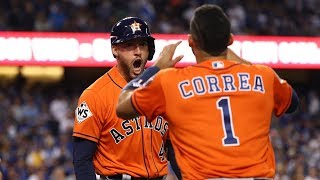 Houston Astros vs. LA Dodgers 2017 World Series Game 7 Highlights   MLB