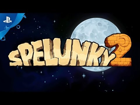 Spelunky 2 Video Screenshot 1