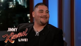 Andy Ruiz Jr. on Becoming First Mexican Heavyweight Champion