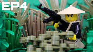 LEGO Battlefield Vietnam: Building the Tet Offensive in LEGO: EP4 - Rice field Progress!