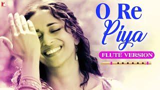 Flute Version: O Re Piya | Aaja Nachle | Salim-Sulaiman | Jaideep Sahni | Vijay Tambe