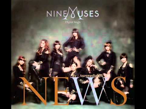 01 뉴스 (News) - Nine Muses (나인뮤지스)