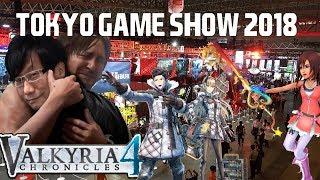 Vlog | VISITAMOS la Tokyo Game Show 2018 - En Español #1