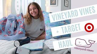 VINEYARD VINES + TARGET COLLABORATION HAUL