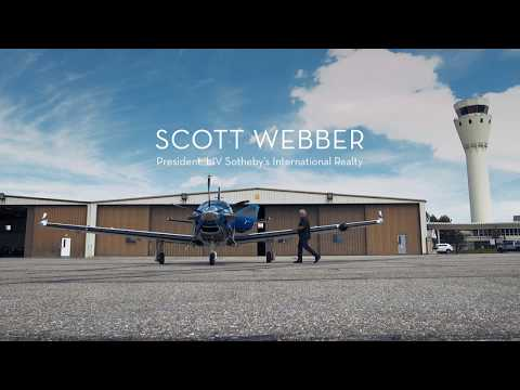Every home has a story, and so do we. 40-year real estate veteran, Scott Webber, president of LIV Sotheby's International Realty, has no shortage of passion for the real estate business and its people. Combining the excitement and tenacity he learned growing up in the ski racing industry, with the focus and commitment his pursuits in aviation require – Scott demonstrates care and authenticity in all of his pursuits. Meet Scott Webber.