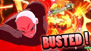 JIREN IS BUSTED! | Dragonball FighterZ Ranked Matches
