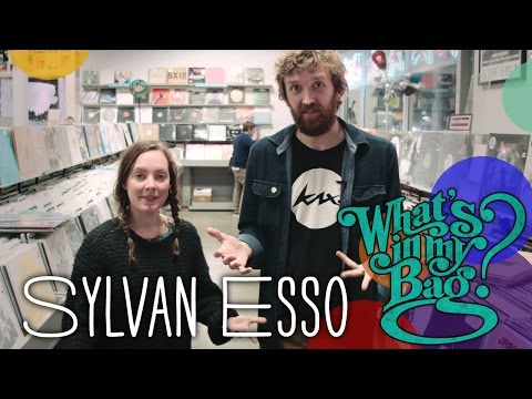 Sylvan Esso - What's in My Bag?