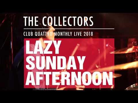 ザ・コレクターズ『CLUB QUATTRO MONTHLY LIVE 2018
