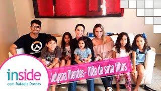 Mix Palestras | Julyana Mendes, mãe de 7