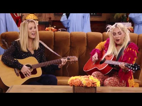 Friends Reunion: Lady Gaga Performs 'Smelly Cat' With Lisa Kudrow and More Celeb Cameos!