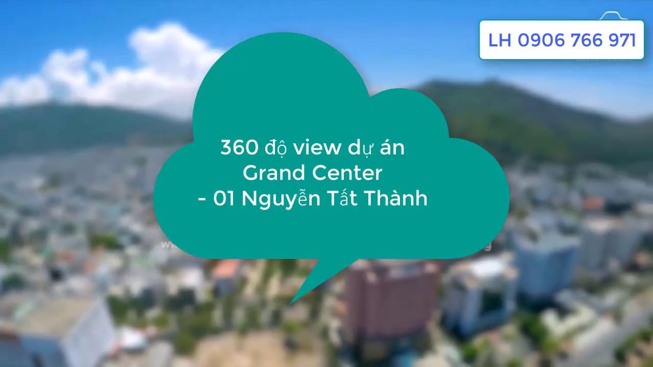 Sở hữu view biển trọn đời với căn 1 PN cuối cùng Grand Center, CK tới 395 tr + gói bảo hiểm 400 tr video