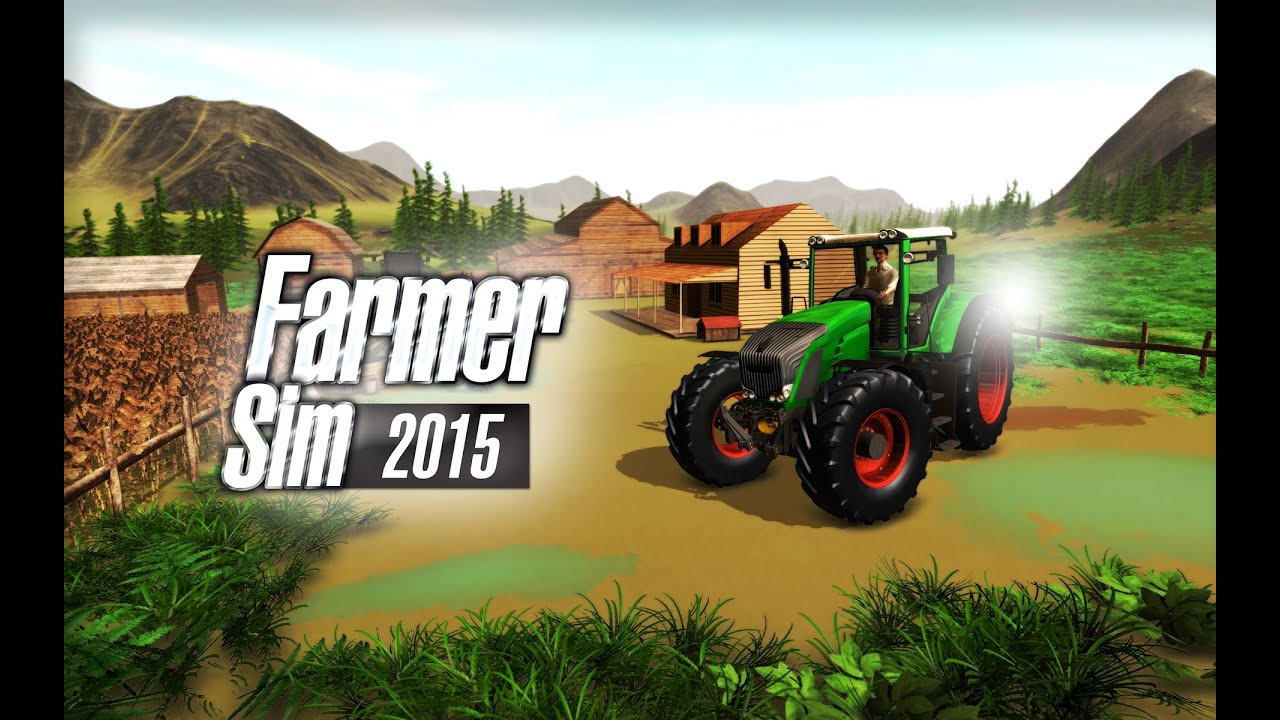 Play Farmer Sim 2015 on PC 1