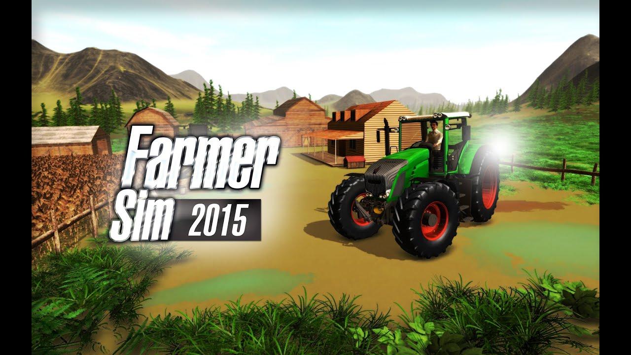 Play Farmer Sim 2015 on pc 1