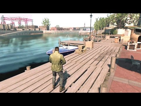 MAFIA 3 : 20 minutes de Gameplay (E3 2016) - YouTube