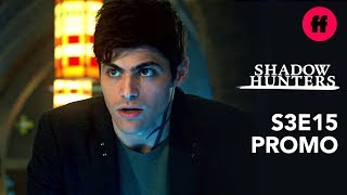 Shadowhunters | Season 3, Episode 15 Promo | Alec Fears War Between Downworlders
