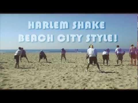 Harlem Shake : Beach City Style!