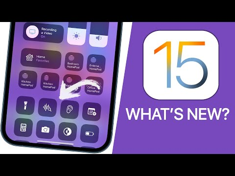 iOS 15 Released - What's New? (300+ New Features)