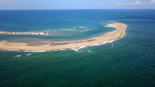 Shelly Island: The new island off North Carolina's Outer Banks