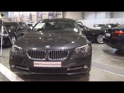 BMW 530d xDrive Sedan (2015) Exterior and Interior in 3D