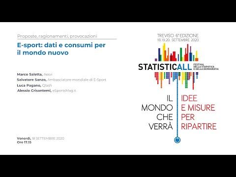 E-sport: dati e consumi per il mondo nuovo