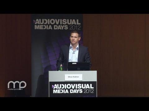 Vortrag: Multiscreen Strategy: Das Entertainment der Zukunft