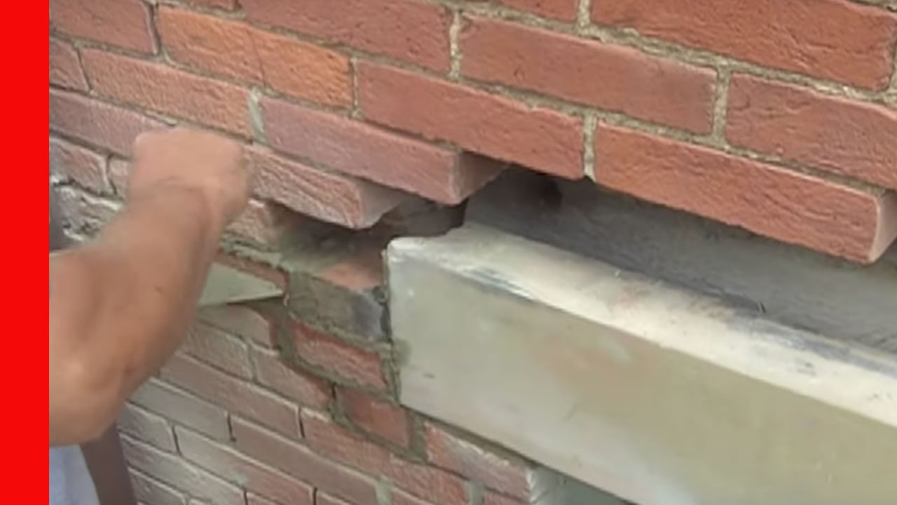 Lintel Replacement Youtube