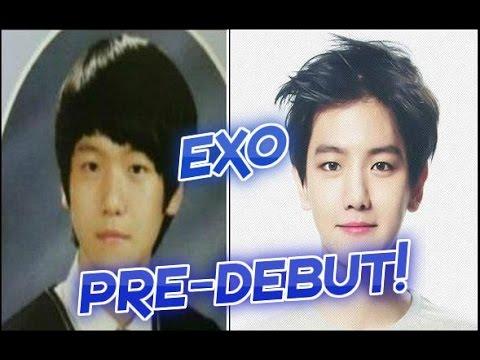 EXO Pre-Debut!
