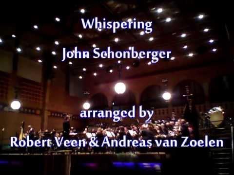 """Leo van Oostrom performing """"Whispering"""""""