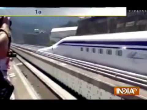 Baixar Team Modi in action to run bullet train in India