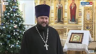 «Актуальное интервью» с клириком Успенского Кафедрального собора Константином Беспаловым