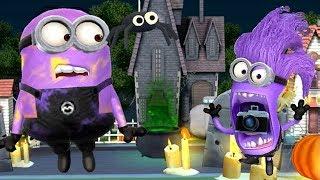Despicable Me Minion Rush Evil Minion vs Monster Minion