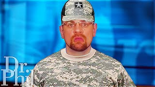 Dr. Phil Can't Stand Fake 'Army Veteran'