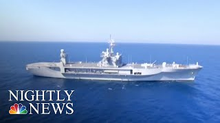 U.S. Navy And Allies Train In Black Sea Ahead Of President Trump-Putin Summit | NBC Nightly News