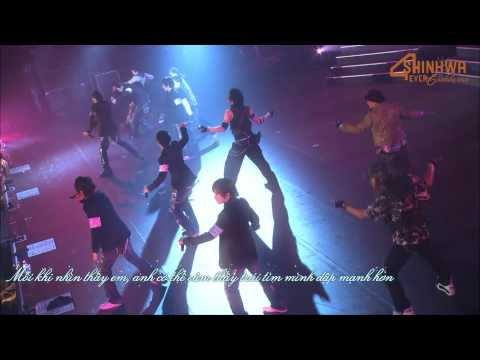 [Vietsub] Your man - ShinHwa Forever 2007 Japan Tour (HD) (25/27)