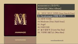 Mamamoo Lyrics - MAMAMOO ALBUM PLAYLIST - Wattpad