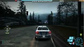 Need For Speed World - Liberty City Police Department - Unit T-1 Responding to a DOUBLE Homicide