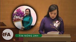 Tin nóng 24H | Nguyễn Thị Kim Tiến kiêm luôn chức trưởng Ban bảo vệ sức khỏe trung ương