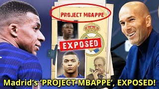 Madrid's SECRET Plan to STEAL Mbappé!