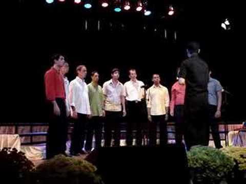 Grupo Masculino Cant'arte - La Song - Acappella