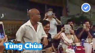Tùng Chùa Giao Lưu Trong Buổi Tiệc Lớn Ở HCM #TOPClip