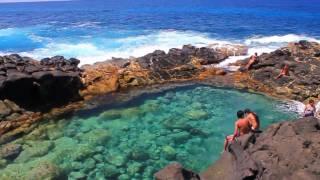 Queen's Bath Kauai