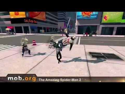 The amazing Spider-man 2 Android apk game. The amazing Spider-man ...