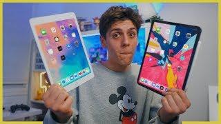 iPad vs iPad Pro: YOUR'E ALL WRONG